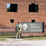 Greg Miller at Fort Jefferson, Dry Tortugas, FL - 2012-04-27