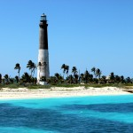 lighthouse on Loggerhead Key, Dry Tortugas, FL - 2012-04-25