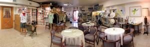 Store - library - dining - Alamo Inn - Alamo TX - December 2012